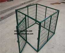 Powder Coated metal Portable dog fence