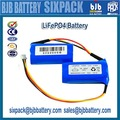 China factory manufacturer china 9.6v 11.1v lipo battery for 5630 led strip batteries
