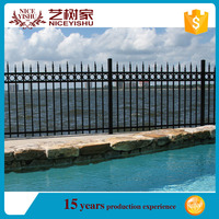 Yishu Metal Powder Coated Decorative Aluminum