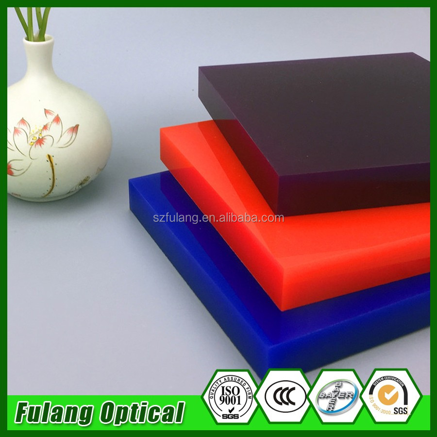 High Gloss Flexible 2Mm 3Mm 5Mm 8Mm 1220X2440mm Price Acrylic Sheet Lucite Acrylic Plastic Perspex Products