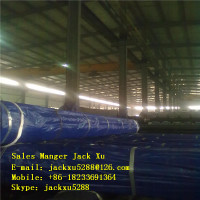 oil and gas pipe ASTM A106 GR.B hot rolled seamless steel pipe