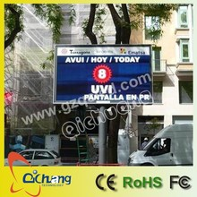 P20 Outdoor advertising digital led billboards for sale