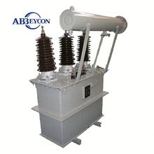 33kv/35KV 33KV Three-phases Double-winding Oil-immersed Power Transformer with DETC
