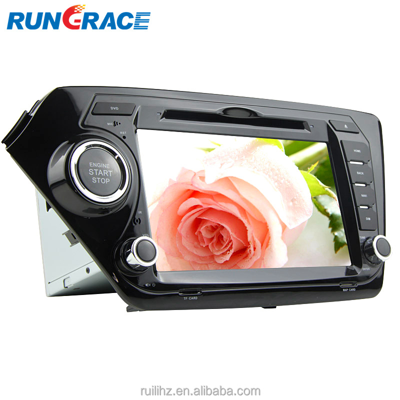 KiaK2 android 4.4 dvd car player double din 3g wifi