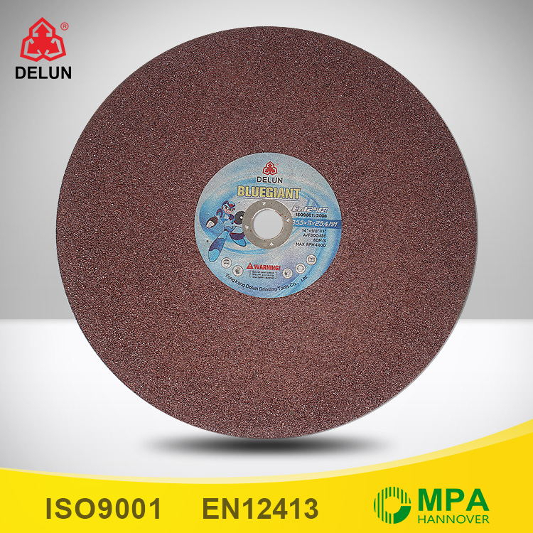 metal cutting wheel inox wheel stainless steel grinding wheel