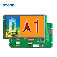7 inch TFT LCD Module Active Color TFT LCD for Auto-gate lcd screen display for psp e hitachi touch screen