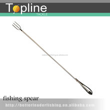 stainless steel hand spear / gig pole spear for fish hunting