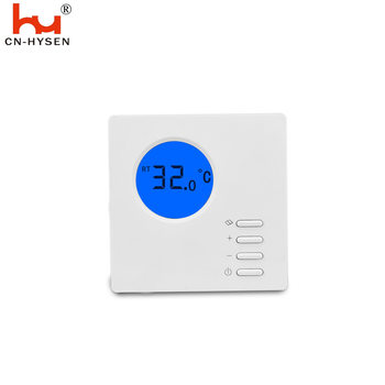 Electric baseboard heater thermostat 16A Non-programmable