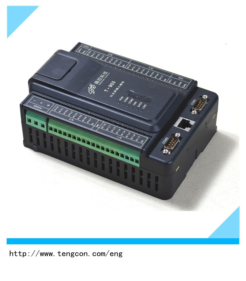 Chinese Cheap PLC TENGCON T-903(32AI) for industrial automation control system
