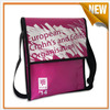 Promotional single strap shoulder tote bags