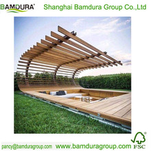 better than strand woven solid bamboo decking for outdoor