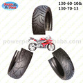 130/60/10 130/70/12 scooter motorcycle tubeless tire