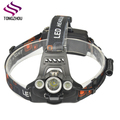 High Power 3 Modes Rechargeable black light headlamp