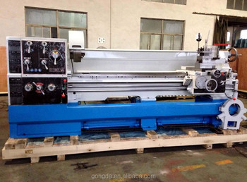 horizontal heavy duty lathe machine horizontal bench lathe universal lathe machine with good price