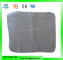 100% cotton single packing disposable restaurant wet towels