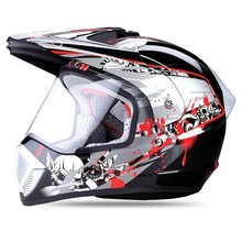 Adults Motorcross helmet with communications---ECE/DOT Approved