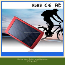 Supply 12000Mah Portable Waterproof Solar Charger for Mobile Phone
