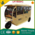 New design passenger taxi electric tricycle with passenger seat for sale