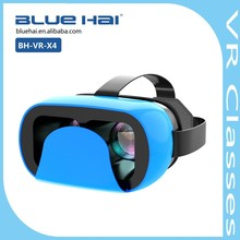 2016 Hot Sale VR Box Headset, Wholesale Vr Box 2.0 Glasses 3d Vr