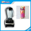 Smoothie Sand Fruit Juice Blender / Commercial Ice Blender Machine Ice Crusher Machine