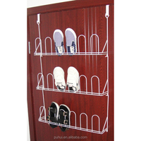 over the door shoes organizer rack with good price