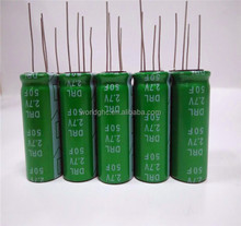 GHC brand super capacitor 2.7v60f ultra capacitor 50f