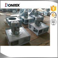 OEM sheet metal fabrication motor shell with white coating