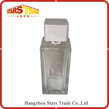 China Supplier Wholesale Custom Made 100Ml Perfume Fragrance Bottle glass