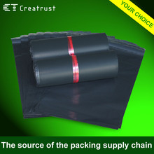 Colorful printing black mailing bags custom logo plastic with Good Service