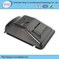 Black Plastic Cover for ATM From China