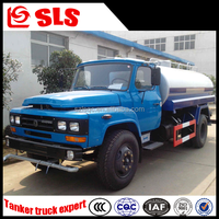 5000-10000L Dongfeng 4*2 water sprayer truck, water truck for sale, road sprinkler