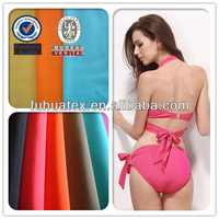 85% Nylon 15% Spandex Lycra Swimwear Fabric