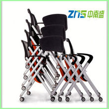 893XAHYL good quality low back folding relax chair for conference