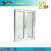 YH China manufacturers high quality new design heat insulation pvc plastic interior door