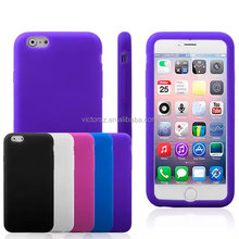 For iPhone 6s Plus Silicone Case, Classic Silicone Rubber Case For iPhone 6s Plus