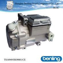 CE ROHS Horizontal Hermetic Compressor for Auto Airconditioning