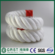 Red PE Twine Twisted Rope Plastic Rope