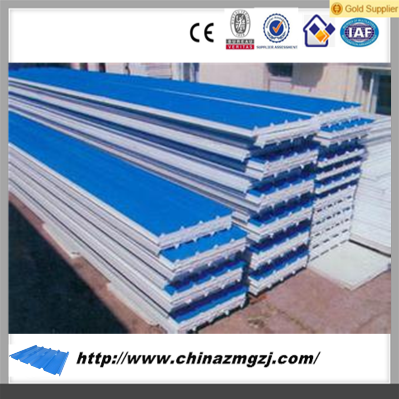 beautiful prefabricated houses corrugated aluminum sandwich panel