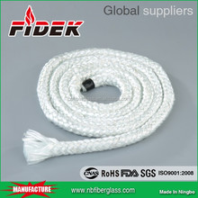 Boiler Sealing Glass Fiber Round Braided Rope