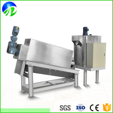 High quality factory price industrial dehydrator sludge dewatering equipment
