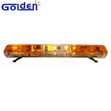 Tow trucks security used amber Halogen Warning Roof Mount Emergency Rotating Light bar