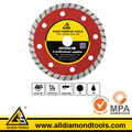 Turbo Blade Diamond Saw For Marble Cutting