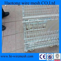 stainless steel welded bird cage wire mesh /special cage raising mink