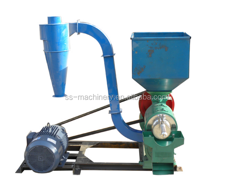 Combined rice milling machine price rice processing machine plant rice mill agricultural equipment