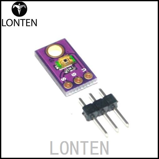 Fast shipping TEMT6000 An ambient light sensor Simulate the light intensity module Visible light sensor