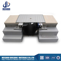 Watertight Floor Expansion Joint Covers in Building Materials Made in China
