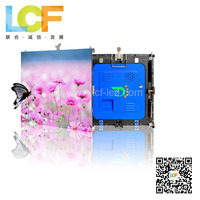 special promotion item indoor die-casting led screen P4 p3 p6