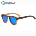 Brightlook Cheap Promotion Wooden Sunglasses 2017 Women Ladies