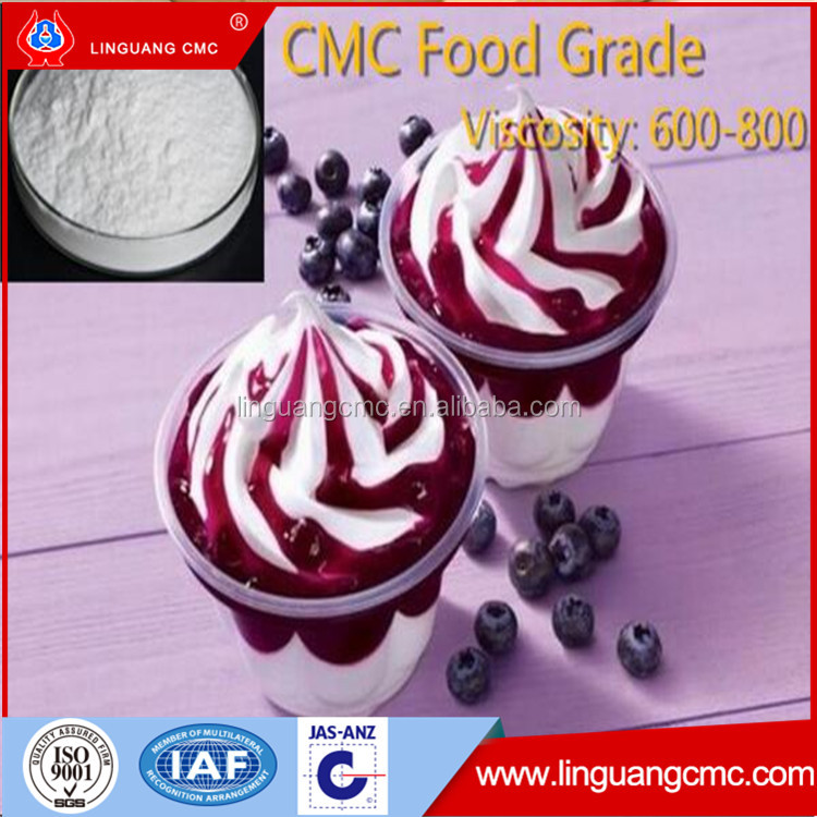 Biochemical Food Preservatives of Carboxy Methyl Cellulose CMC in Lowest Price