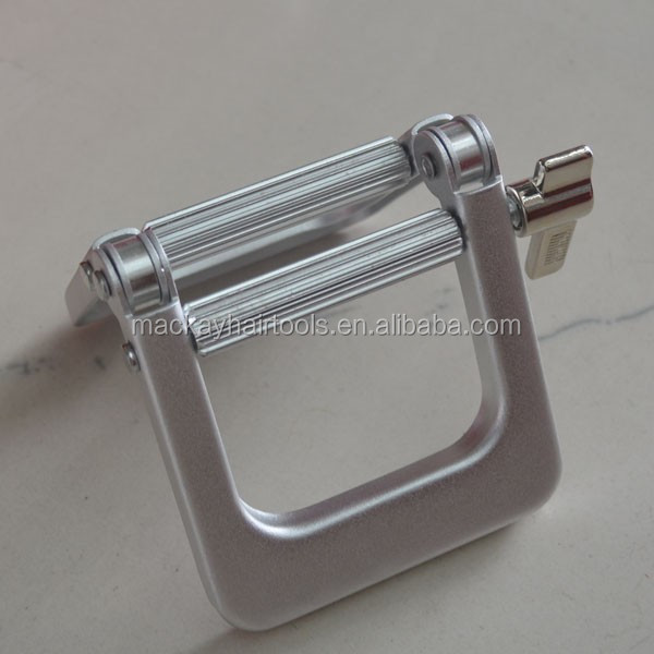 whoelsale aluminum salon tube squeezer